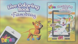 Augmented Reality Coloring Book Cool Photos Arland Farmsberry Augmented Reality Coloring Book
