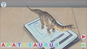 Augmented Reality Coloring Book Cool Stock Augmented Reality Dinosaurs Coloring Books