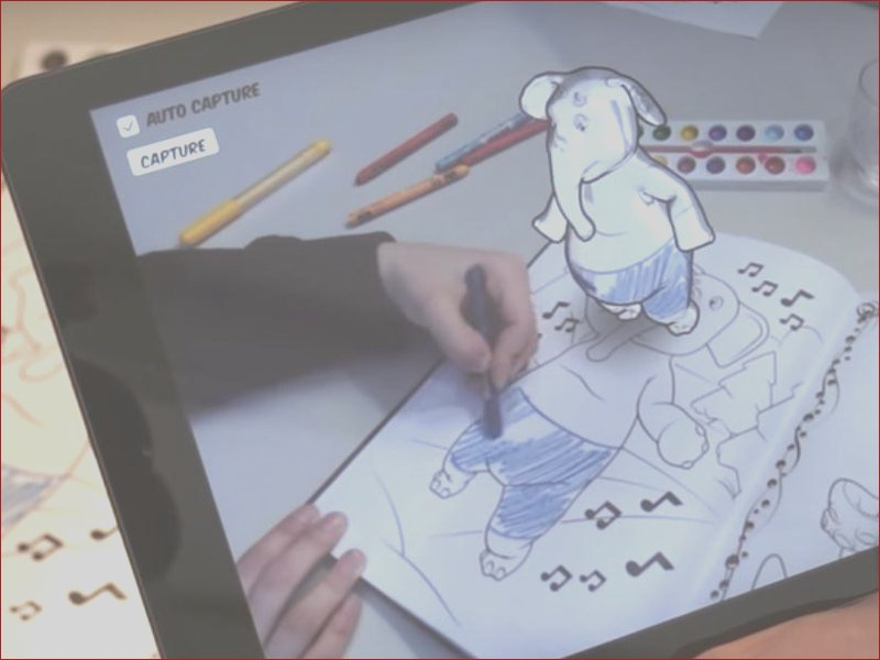 magic disney makes coloring book characters literally pop page