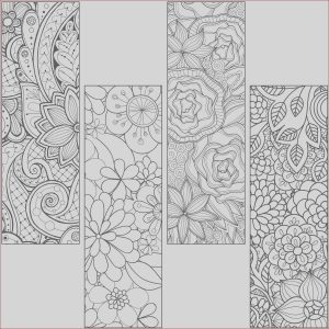 Bookmarks Coloring Beautiful Photos Colour Craze Bookmarks Gresswell Specialist Resources
