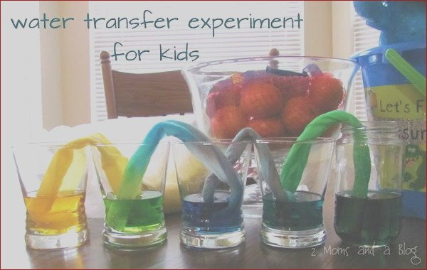 water play ideas for kids in summer