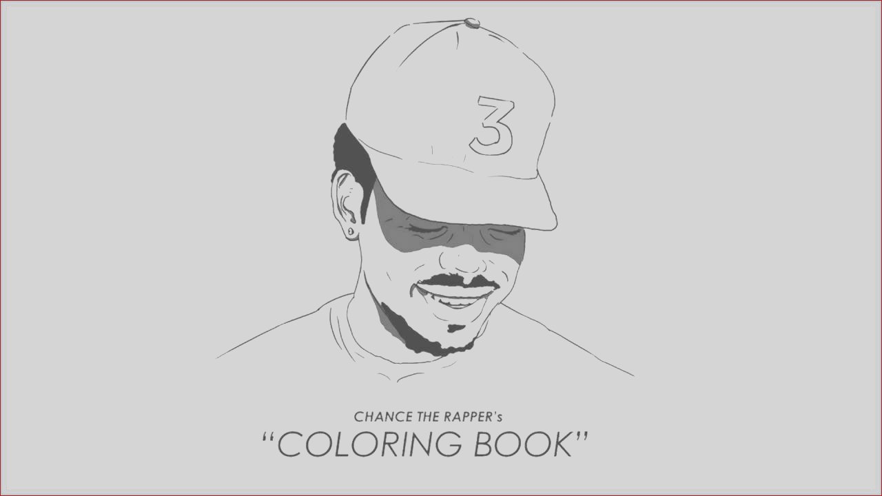 chance the rapper coloring book 282 742