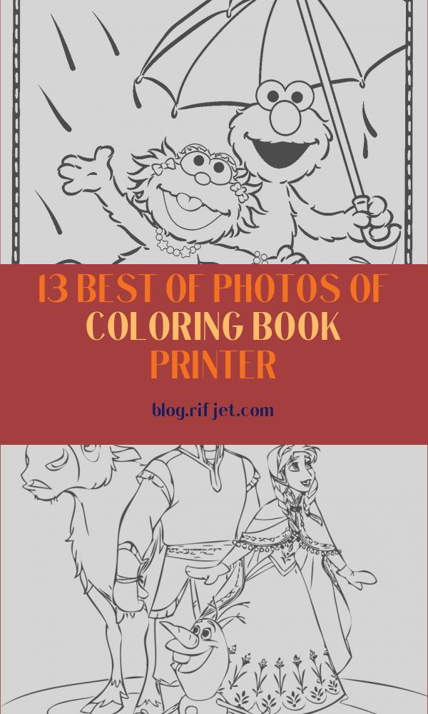 Coloring Book Printer Awesome Photography Free Printable Elmo Coloring Pages for Kids