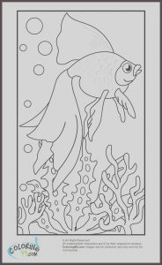 Coloring Book Printer New Photography Goldfish Coloring Pages