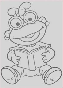 Coloring Book Printing Inspirational Gallery Muppets Coloring Pages