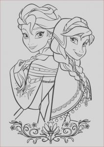 Coloring Book Printing Unique Photos 15 Beautiful Disney Frozen Coloring Pages Free Instant