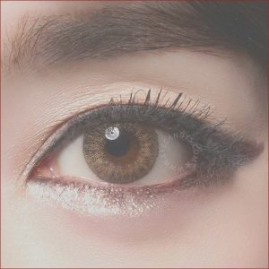Coloring Contacts Luxury Photos Buy Geo Tri Color Brown Colored Contacts