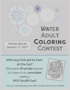 Coloring Contest for Adults Best Of Photos Our Blog Dental Health associates