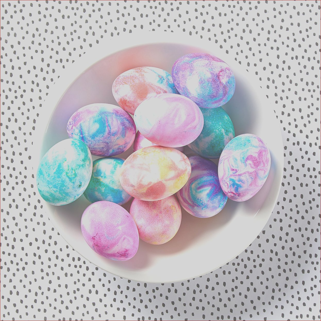 quick and easy easter egg decorations