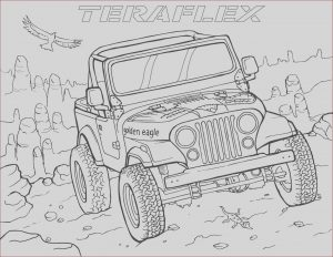 Coloring Jeep Beautiful Gallery Gallery Teraflex Jeep Coloring Pages Teraflex