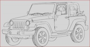 Coloring Jeep Beautiful Gallery Jeep Wrangler F Road Coloring Page F Road Car Car