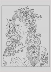 Coloring Pages Adult Free New Collection Hard Coloring Pages for Adults Best Coloring Pages for Kids