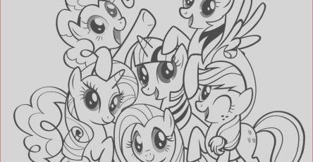 Coloring Pages Of My Little Pony Friendship is Magic Beautiful Photos My Little Pony Friendship is Magic 01 Coloring Page