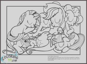 Coloring Pages Of My Little Pony Friendship is Magic New Photos My Little Pony Coloring Pages