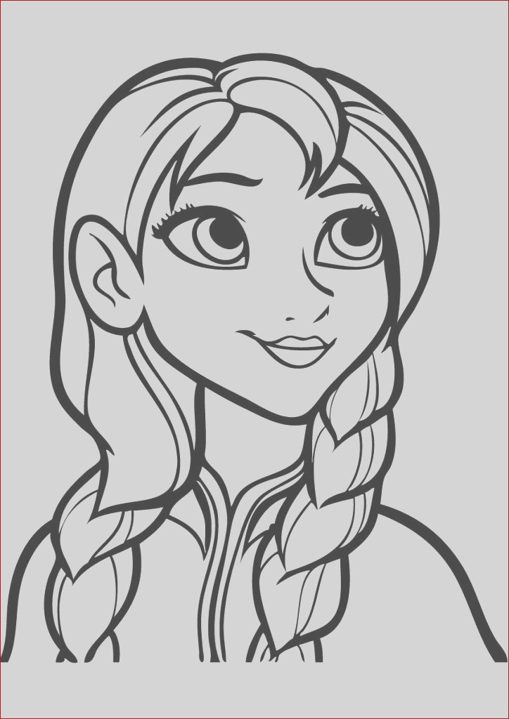 free printable frozen coloring pages kids
