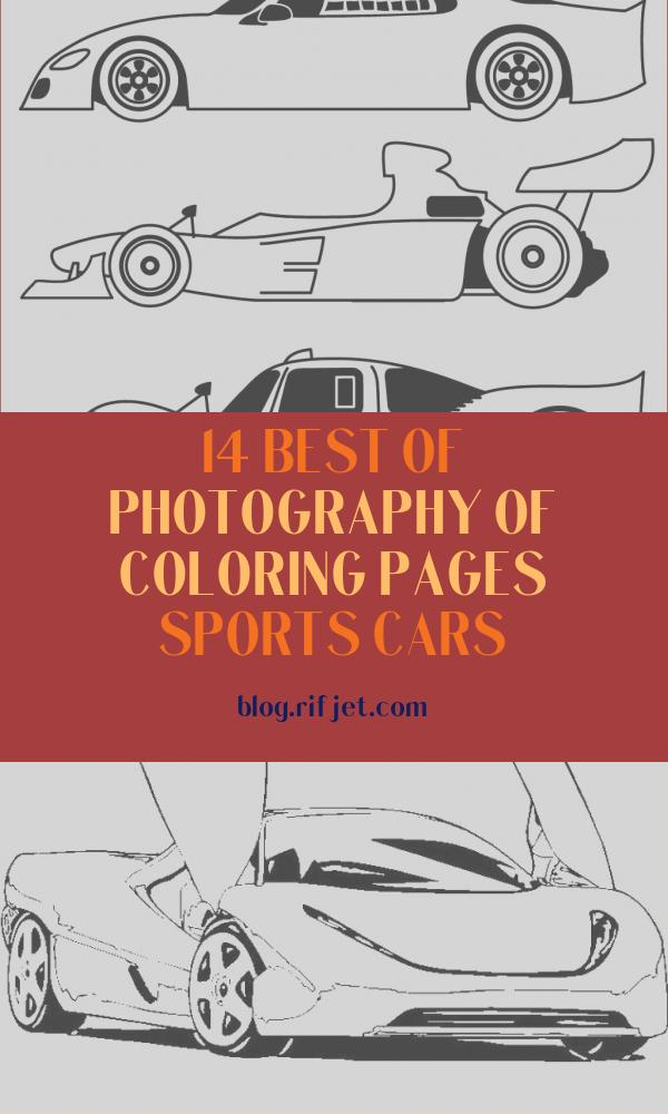 Coloring Pages Sports Cars Cool Gallery Free Printable Sports Coloring Pages for Kids