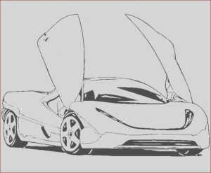 Coloring Pages Sports Cars Inspirational Photos Sports Car Coloring Pages to Print 13 Image – Colorings