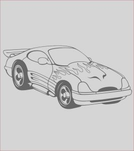 Coloring Pages Sports Cars Unique Collection Vehicles Coloring Pages Momjunction