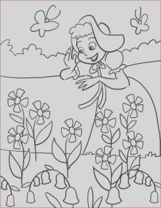 Coloring Pages to Print for Kids Beautiful Photography Free Printable Nursery Rhymes Coloring Pages for Kids