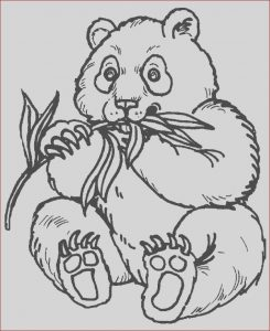 Coloring Panda Elegant Image Zoo Animals Coloring Pages Best Coloring Pages for Kids