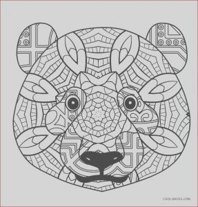 Coloring Panda Unique Gallery Free Printable Panda Coloring Pages for Kids