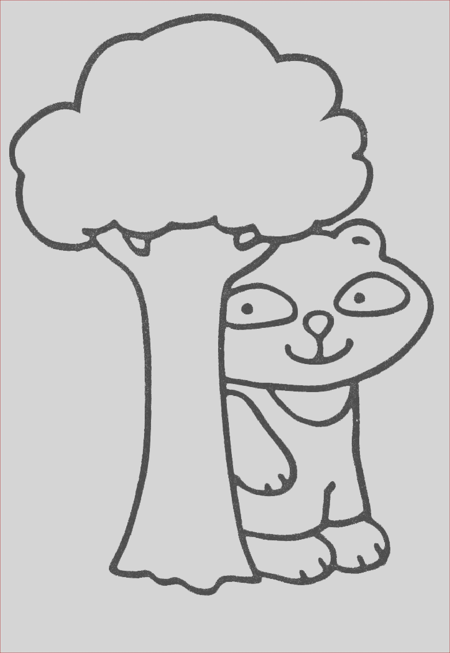 large coloring pages