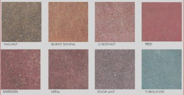 Concrete Floor Coloring Cool Photos Stained Polished Concrete Color Chart