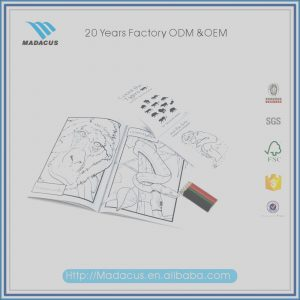 Custom Coloring Book Printing Best Of Collection High Quality Factory Supply Custom Coloring Book Printing