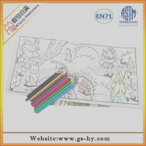 Custom Coloring Book Printing Cool Collection Exercise Book Manufacturers Custom Coloring Book Printing