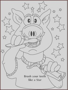Dentist Coloring Pages Unique Collection Kids Zone Great Grins Children S Dentistry
