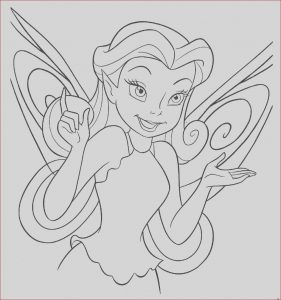 Disney Coloring Printables New Stock Disney Fairy Coloring Pages