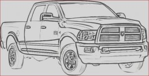 """Dodge Ram Coloring Pages Beautiful Gallery Dodge Ram 2500 Drawing Ride A """"cart"""" Pinterest"""