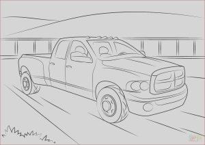 Dodge Ram Coloring Pages Inspirational Stock Dodge Ram 5500 Coloring Page