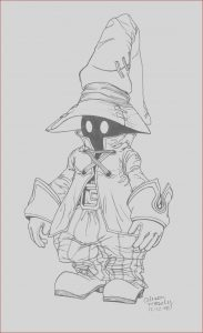 Final Fantasy Coloring Pages Awesome Photos Vivi Final Fantasy 9 by themoseali On Deviantart