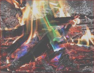 Flame Coloring Copper Awesome Collection Copper Pipe Campfire Mystical Colorful Campfire