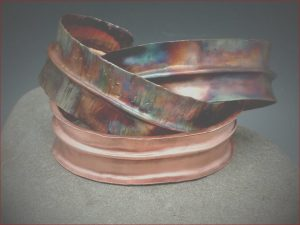 Flame Coloring Copper Beautiful Photos New Experiments Fold forming and Flame Coloring Copper