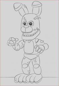 Fnaf Coloring Sheets Awesome Collection Free Printable Five Nights at Freddy S Fnaf Coloring Pages