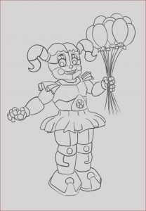 Fnaf Printable Coloring Pages Awesome Photos Fnaf Sl Free Colouring Pages