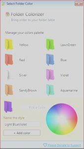 Folder Coloring Awesome Images Folder Colorizer 1 4 7 Download for Pc Free