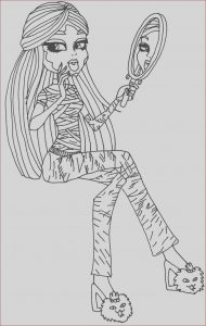 Free Coloring Images Best Of Image Print Monster High Coloring Pages for Free or