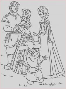 Free Coloring Pages Of Frozen Elegant Images Free Printable Frozen Coloring Pages for Kids Best