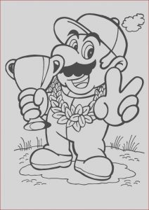 Free Mario Coloring Pages Cool Photos Super Mario Coloring Pages Best Coloring Pages for Kids