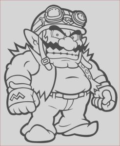 Free Mario Coloring Pages Inspirational Images Coloring Pages Mario Coloring Pages Free and Printable