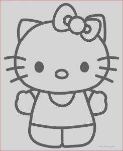 Hello Kitty Printable Coloring Pages Unique Image Free Printable Hello Kitty Coloring Pages for Pages