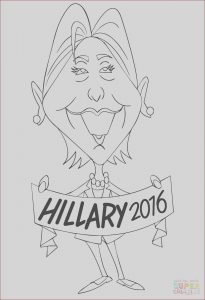 Hillary Clinton Coloring Page Awesome Image Hillary Clinton 2016 Coloring Page