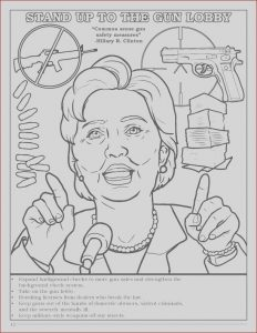 Hillary Clinton Coloring Page Awesome Photos Coloring Books