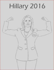 Hillary Clinton Coloring Page New Photos Coloring Pages