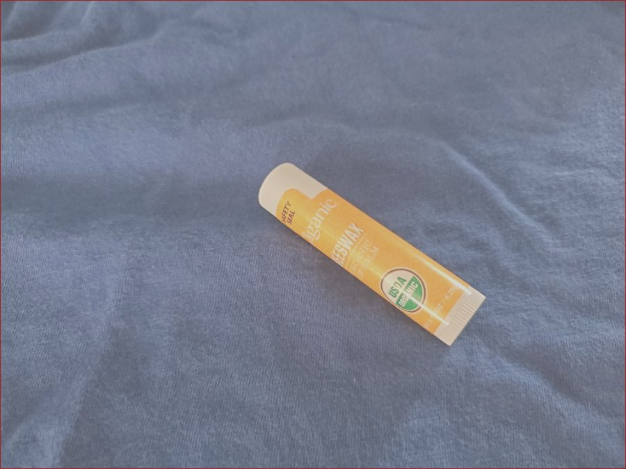 how to chapstick out of clothes