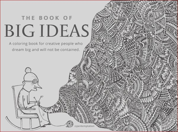 how to publish an adult coloring book and why you should