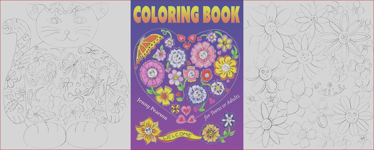 all about adult coloring books for customers stress relief and authors how to publish